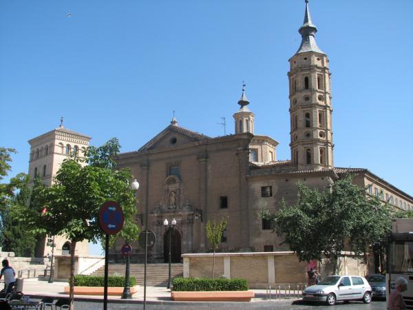 Iglesia de San Juan de los Panetes, Zaragoza  Arte y Órdenes Militares: